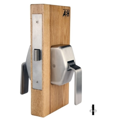 ABH 6632 Privacy Mortise Hospital Push/Pull Latch