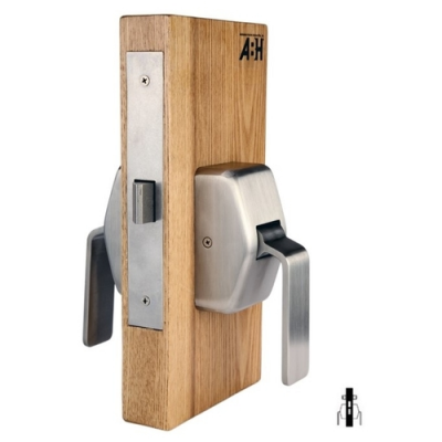 ABH 6637 Communicating Mortise Hospital Push/Pull Latch