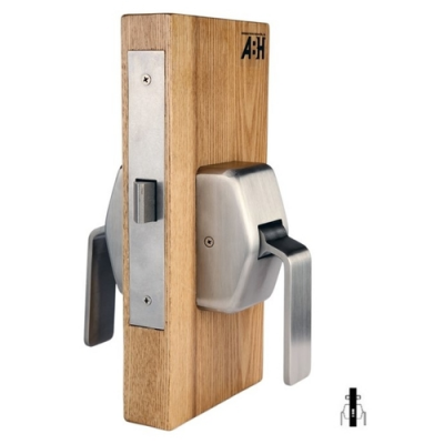 ABH 6638 Public Entrance Mortise Hospital Push/Pull Latch