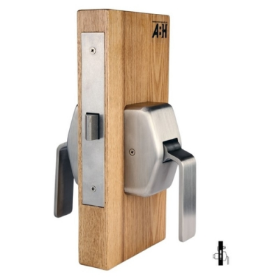 ABH 6645 Hotel Mortise Hospital Push/Pull Latch