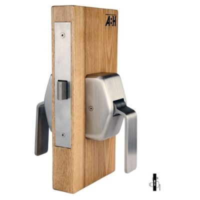 ABH 6654 Entry/Office Mortise Hospital Push/Pull Latch