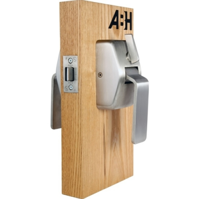 ABH 6500 Series Push-Side Privacy Cylindrical Hospital Push/Pull Latch