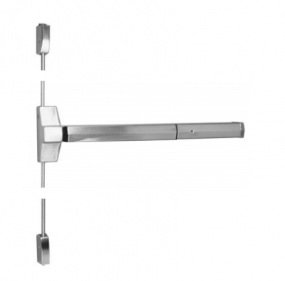 Yale 7110 Series Surface Vertical Rod Exit Device