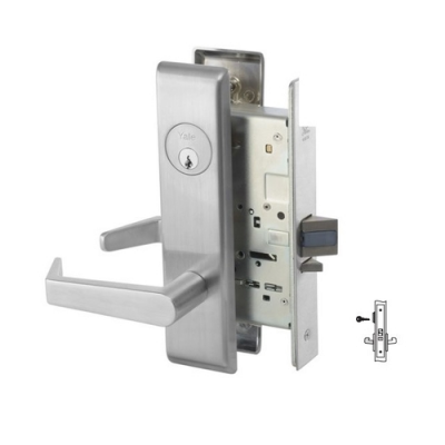Yale 8808FL Classroom Mortise Lever Lock